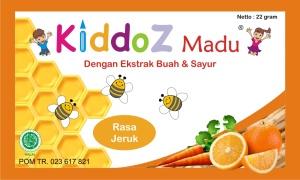 Kiddoz Madu 1