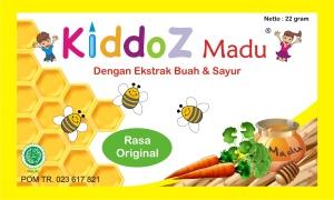 Kiddoz Madu 3